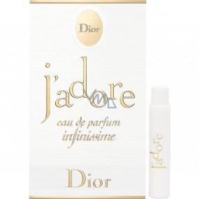 Christian Dior Jadore Eau de Parfum Infinissime toaletná voda pre ženy 1 ml s rozprašovačom, vialka