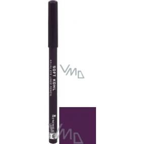 Rimmel London Soft Kohl Kajal ceruzka na oči 040 Purple Passion 1,2 g