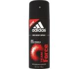 Adidas Team Force dezodorant sprej pre mužov 150 ml
