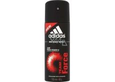 Adidas Team Force deodorant sprej pro muže 150 ml