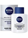 Nivea Men Silver Protect balzam po holení 100 ml