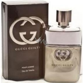 7781c0dd2 Gucci Guilty pour Homme toaletní voda 90 ml - VMD drogerie
