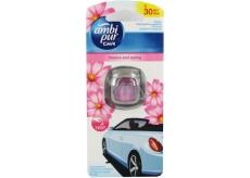 Ambi Pur Car Flowers and Spring osviežovač vzduchu do auta 2 ml
