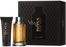 Hugo Boss Boss The Scent for Men toaletní voda 100 ml + balzám po holení 75 ml, dárková sada
