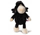 Nici Ovečka Jolly houpající černá Plyšová hračka - nejjemnější plyš 25 cm