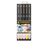 Chameleon Color Tones CT0501 sada tónovacích alkoholových fixiek 5 kusov