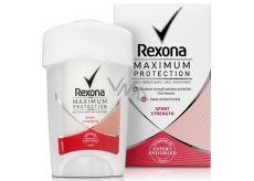 Rexona Maximum Protection Sport Strength antiperspirant deodorant stick pro ženy 45 ml