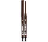 Essence Superlast 24h vodeodolná ceruzka na obočie 30 Dark Brown 0,31 g