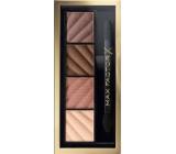 Max Factor Smokey Eye Matte Drama Kit paletka očních stínů 10 Alluring Nude 1,8 g