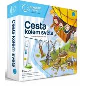 Albi Kúzelné čítanie interaktívna hovoriace hra Cesta okolo sveta