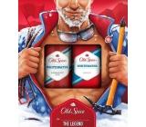 Old Spice White Water sprchový gél 250 ml + dezodorant sprej 150 ml, kozmetická sada pre mužov