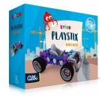 Albi Kvído Playstix stavebnice mini Nakladač 26 dílků doporučený věk 5-10 let