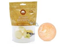 Elysium Spa Vanilkový cukor šumivé gule-bomba do kúpeľa 3 x 50 g