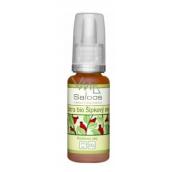 Saloos Bio 100% Šípkový pleťový olej regeneračné tónuje, zjednocuje proti pigmentovým škvrnám 20 ml