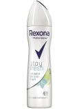 Rexona Stay Fresh Blue Poppy & Apple - Modrý mak a jablko antiperspirant dezodorant sprej pre ženy 150 ml