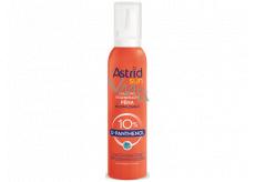 Astrid Sun D-Panthenol 10% chladivá regeneračná pena po opaľovaní 150 ml