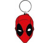 Epee Merch Marvel Deadpool Kľúčenka gumová 6 x 4,5 cm