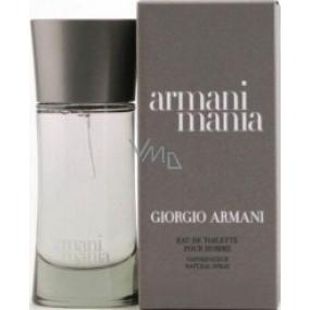 Giorgio Armani Mania for Men toaletní voda 30 ml