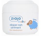 Ziaja Ziajka Baby masť proti zapareninám 50 ml