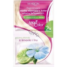 Marion Mari Color maska na vlasy Blond 2 x 20 ml