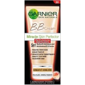 Garnier Skin Naturals Miracle Skin Perfector BB cream proti vráskám normalní pleť 50 ml
