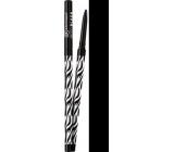 Dermacol Black Sensation automatická mikrotužka na oči odstín černá 2,98 g