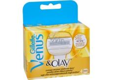 Gillette Venus & Olay náhradné hlavice 4 ks pre ženy