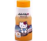 Hello Kitty s minerály z Mrtvého moře sprchový gel pro děti 250 ml