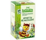 Mediate Bylinář Váňa Dětský čaj při nachlazení 20 x 1,5 g