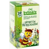 Mediate Bylinář Váňa pri nachladnutí Čaj pre deti 20 x 1,5 g