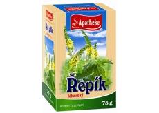 Apotheke Repík lekársky vňať sypaný čaj pre prirodzenú obranyschopnosť 75 g