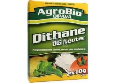 Dithane Dg Neotec fungicídny prípravok na ochranu rastlín 2 x 10 g