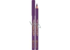 Dermacol 12H True Colour Eyeliner drevená ceruzka na oči 03 Purple 2 g