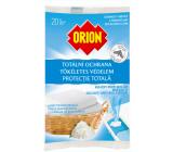 Orion Čisté bielizeň guličky proti moliam totálna ochrana 20 kusov