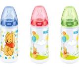 Nuk First Choice Disney Pú silikónové náustok 0-6 mesiacov fľaša plastová 300 ml
