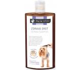 Proactivet Zdravá srsť derma šampón pre výživu, upokojenie podráždenej kože a jemnú starostlivosť o srsť aj u najnáročnejších psov 250 ml