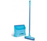Spontex Catch & Clean upratovací set zmeták s lopatkou