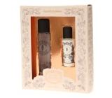 Panier des Sens Levanduľa toaletná voda pre ženy 50 ml + telové mlieko 50 ml, kozmetická súprava pre ženy
