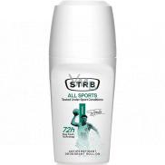 Str8 All Sports guličkový antiperspirant dezodorant roll-on pre mužov 50 ml