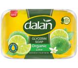 Dalan Organic Lime glycerínové mydlo 100 g