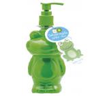 Moje Žaba Jablko a kiwi tekuté mydlo dávkovač 250 ml
