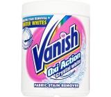 Vanish Oxi Action Crystal White odstraňovač skvrn 1 kg