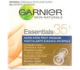 Garnier Skin Naturals Essentials 35+ nočný krém proti vráskam 50 ml