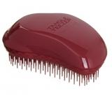 Tangle Teezer The Original Thick and Curly tmavo červený kefa pre husté a kučeravé vlasy
