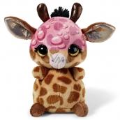 Nici Bublinová žirafka Neenee Plyšová hračka najjemnejšie plyš 16 cm