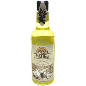 VeMDom Vínny sprchový gél s hroznovým olejom a extraktom z vínnej révy 500 ml