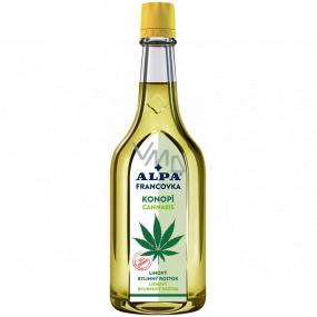 Alpa Francovka Konope Cannabis liehový bylinný roztok 160 ml