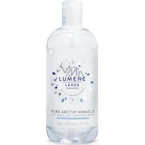 Lumene Pure Artic Miracle 3v1 Micellar Cleasing Water 500ml 3259