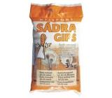 Kittfort Sadra Gips šedá - stavebná 3 kg