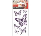 Tetovacie obtlačky Motýle s vidlochvosta 10,5 x 6 cm